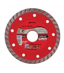 Disc diamantat 180mm TURBO RD-DD07