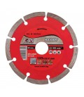 Disc diamantat segmentat 230x7x2.8x25.4mm DRY RD-DD04