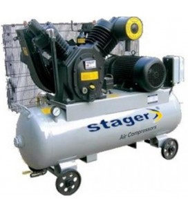 Compresor Stager 8 bar 190L 07V V-1.00/8