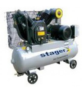 Compresor Stager 8 bar 190L 07V V-0.60/10