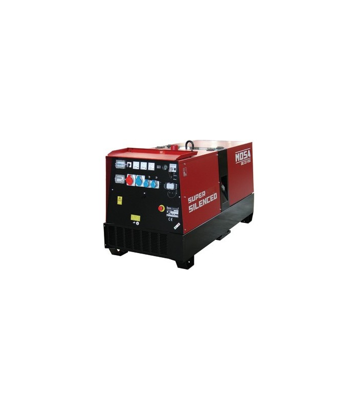 generator curent mosa ge 33 vsx eas avr compound