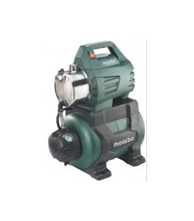 Hidrofor METABO HWW 4500/25 INOX inox 1300 W 24 l 4500 l/h inaltime refulare 48 m adancime absorbtie 8 m 4.8 bar 17.1 Kg