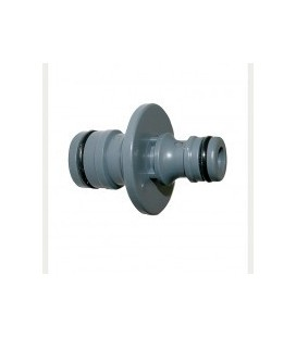 "Niplu furtun ABS 2 sensuri 1/2-3/4"" Top Garden"