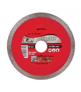 Disc diamantat continuu WET 200x22.2mm RD-DD16