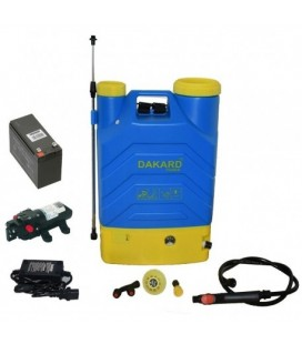 Vermorel Electric Dakard 16l NEW (accumulator 8A)