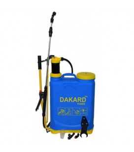 Vermorel manual profi Dakard 16l