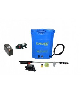 Vermorel electric Dakard 16l (acumulator 8A)