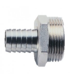 "Racord filetat exterior 1/4"", cu bradut 8mm"