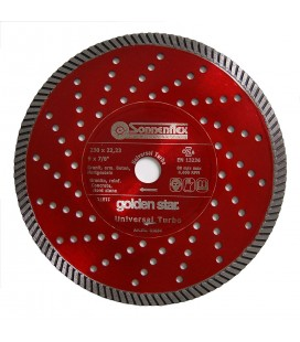 Disc diamantat turbo pentru taiat beton 230x2.8 mm
