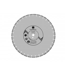 Disc diamantat Masalta beton 400mm PRO