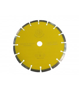 Disc diamantat Tudee 115X22.23mm debitare materiale de constructii