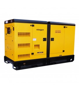 Generator Diesel insonorizat Stager YDY100S3